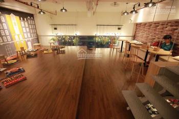 Cho thuê nhà mặt phố Trần Huy Liệu, DT 45m2*2t, MT 4m, giá 25tr/th, KD mọi mô hình, LH 0839243979