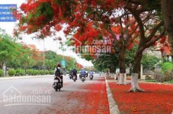 Lô đất nở hậu 155m2 (6.2x25m) mặt đường 353 - Phạm Văn Đồng, cạnh quy hoạch bến xe Hải Thành
