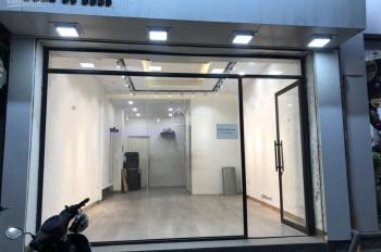 Cho thuê nhà vị trí đẹp mặt phố Hàm Long 80m2 x 2 tầng, mặt tiền 4,2m. LH: 0946850055