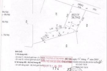 Cần bán gấp nhà mặt phố Lương Ngọc Quyến, Hoàn Kiếm, giá: 27 tỷ. LH: 086.5353.389