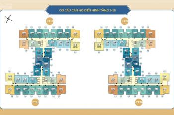 Chính chủ bán gấp căn hộ chung cư Hà Nội Homeland, Tầng 1509, DT 78m2, giá 22tr/m2, LH 0904516638