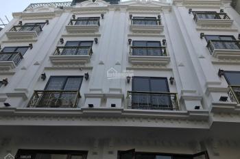 Bán nhà mặt phố Thanh Nhàn-Tân Lập, DT 79m2, 8 tầng thang máy vỉa hè rộng KD tốt, SĐCC, giá 13,5 tỷ
