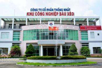 Bán đất tại khu công nghiệp Bàu Xéo, huyện Trảng Bom, 1,2 tỷ/lô 80m2 thổ cư 100%, đường 16m