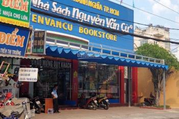Bán nhà mặt tiền Phan Văn Hớn đang cho thuê làm nhà sách Nguyễn Văn Cừ, DT 15*45m, giá 32 tỷ chốt