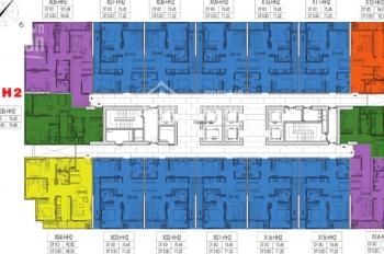 Gia đình bán nhanh căn hộ 1801, DT 71,22m2, chung cư 90 Nguyễn Tuân, giá 30tr/m2. LH 0971285068