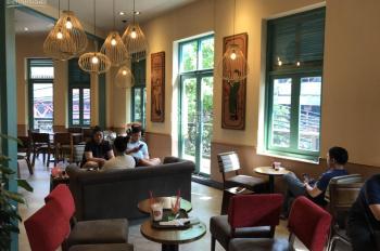 Cho thuê căn góc mặt phố Lương Ngọc Quyến 100m2 x 2 tầng, MT 14m, riêng biệt. LH: 0946850055