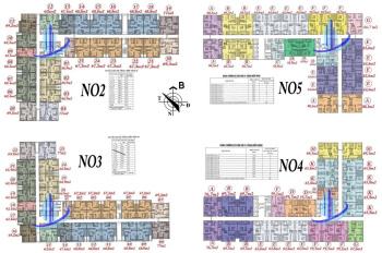 0904999135 bán gấp căn chung cư Ecohome 3 Đông Ngạc. Căn 1922 tòa N02, DT: 67.4m2, giá: 1 tỷ 250tr