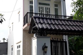 Bán nhà 1 lầu gần chợ Búng đường ô tô giá 2tỷ4. LH 0908525116 Tân