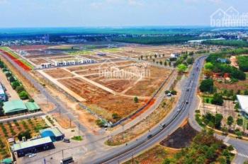 Bán đất mặt tiền Quốc Lộ 1A và đường Đồi 61, đối diện khu công nghiệp Bàu Xéo, có hỗ trợ ngân hàng