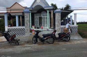 Cần bán lại căn nhà ở ngoại ô thành phố (huyện Củ Chi), DT 140m2, giá 1.2 tỷ, sổ hồng riêng