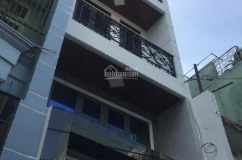 Bán nhà hẻm thông xe tải đường Phổ Quang quận Phú Nhuận 4,1x19m trệt 3 lầu mới giá 12,7 tỷ