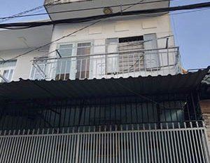 Chính chủ bán nhà phường An Lạc A, quận Bình Tân