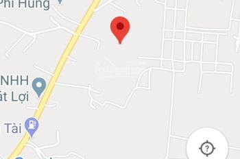 Bán đất Bến Tượng mặt tiền đường nhựa gần dê núi Hồng Lĩnh