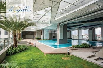 Chuyên mua bán - cho thuê căn hộ De Capella - Lương Định Của - Quận 2