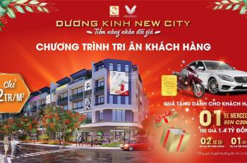 Dự án Dương Kinh New City, phường Anh Dũng, quận Dương Kinh, TP Hải Phòng. 0979136889