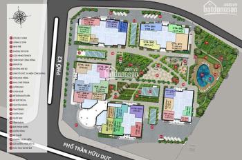 Cần cho thuê sàn thương mại tầng 1 lô góc 141m2 phục vụ bàn giao quý III/2020. 0987892232