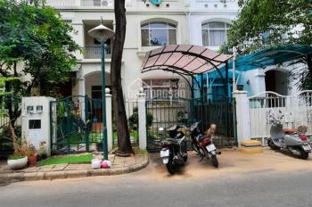 Cho thuê biệt thự đẳng cấp phố vườn Phú Mỹ Hưng, Q7 giá 30tr (em Cương) dẫn thực tế