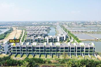 Bán biệt thự Hội An đã hoàn thiện, đã có sổ, chỉ 7.5 tỷ, 3 tầng, 1 tum, 4PN, MĐXD 49% (80m/162.5m2)