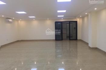 Cho thuê văn phòng tòa nhà 85 Hoàng Ngân, diện tích 80m2 giá thuê 14 triệu/tháng. LH 0915963386
