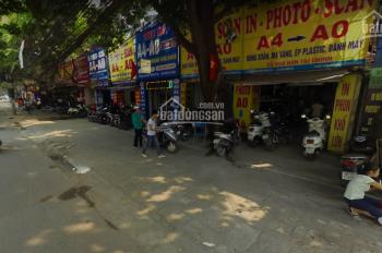 Cho thuê MB phố Triệu Việt Vương, Hai Bà Trưng: 48m2 x 2T, MT 5m, cách Vincom 50m. LH 0912962398