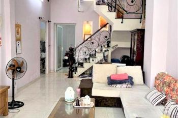 Cho thuê nhà mới Tân Quý, Tân Phú, hẻm xe hơi, có nội thất (DT: 240m2)