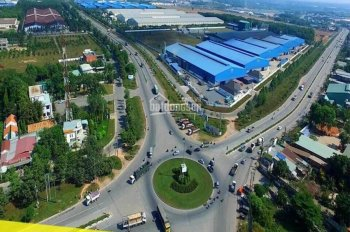 Cơ hội vàng BĐS đón đầu cơ hội KCN Vsip III chính thức triển khai chỉ với 395tr/50%. Sổ đỏ trao tay