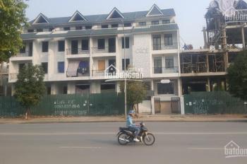 Bán nhà mặt phố Mạc Thái Tông - Vũ Phạm Hàm, dự án liền kề HDI C9 Nam Trung Yên. LH 0919302824