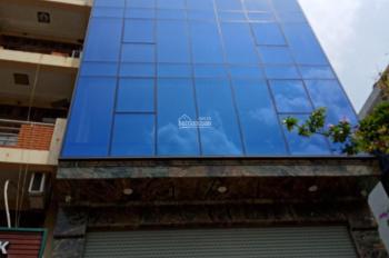 Cho thuê tòa nhà MP Yên Lãng, Đống Đa, Hà Nội. DT 120m2*8 tầng, 1 hầm, mặt tiền 7m giá: 186 tr/th