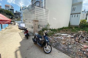 Bán đất liên kế hẻm cafe Sóc Nguyễn Công Trứ, Đà Lạt