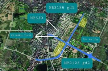 Bán đất nền siêu dự án phía Nam TP Thanh Hóa - LH: 0986826346