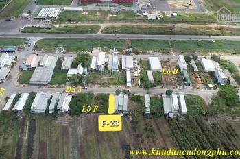 Chủ kẹt tiền cần ra gấp nền F-23 cách trục chính 40m KDC Đông Phú 830 triệu