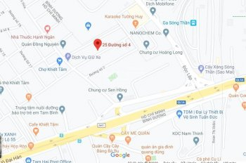 Bán nhà 25 Đường Số 4, KP6 P. Bình Chiểu, Q. Thủ Đức (4.43x22m) 2 tầng giá bán 4,65 tỷ thương lượng