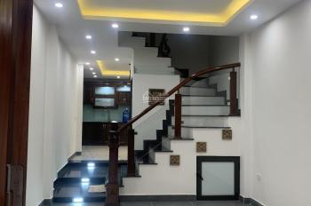Bán nhà xây độc lập 39m2 x 4 tầng, Thượng Thanh, Long Biên