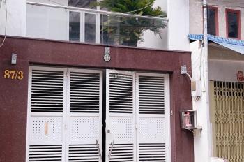 Bán nhà 87/3 Tô Hiệu, Hiệp Tân, Tân Phú, 1 trệt, 2 lầu, giá 19.5 tỷ. TL