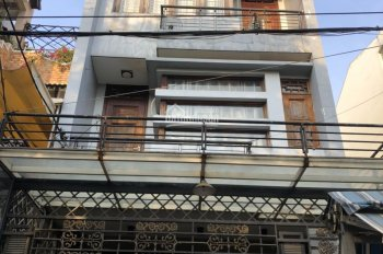 Cho thuê nhà 5x20m 1 trệt 3 lầu MTNB Phan Văn Hớn giá 14 triệu/tháng