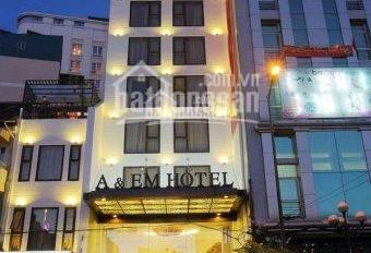 Bán khách sạn vip 7 lầu, 26 phòng khu Bãi Sau, TP Vũng Tàu, đang có HDT 80tr/tháng 0902798088
