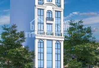 Cần bán tòa nhà 9 tầng mặt phố Thượng Đình, MT 8,5m. Giá 58 tỷ