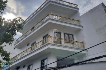 Nhà góc 2 mặt tiền, khu vực trung tâm quận Bình Tân. Hẻm xe hơi 8m