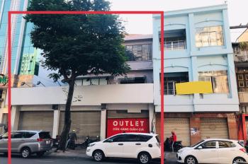 Cho thuê nguyên căn mặt tiền 16x22m + 3 lầu, Võ Văn Tần, Quận 3