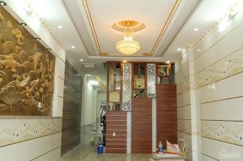 Nhà mới tinh vừa xây xong 4x18 1 trệt 3 lầu - hẻm 6m hương lộ 2 - Bình Tân