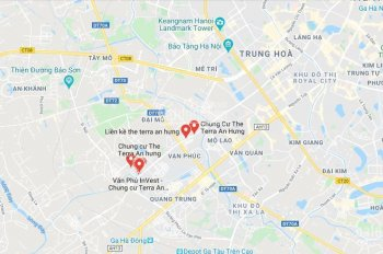 The Terra An Hưng - Hà Đông. Liên hệ 0981202646