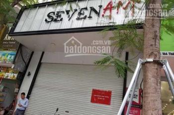 Lại cần cho thuê nhà mặt phố Ô Chợ Dừa, DT 80m2 x 3T, MT 9m, giá 58 tr/th, LH A. Long 0365601692