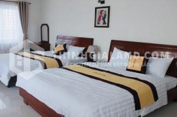 Bán khách sạn 1 trệt, 7 lầu mặt tiền Phó Đức Chính, vị trí kinh doanh du lịch tốt Vũng Tàu