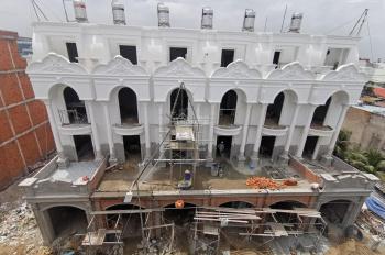 Bán nhà phố xây sẵn 4 lầu SHR, full nội thất, đường Liên Khu 4 - 5, Bình Hưng Hòa B, Bình Tân