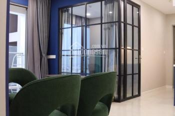 Bán căn hộ Masteri Millennium 2PN-2WC, 75m2, tầng 25, nội thất cao cấp, view siêu đẹp. Giá 5.5 tỷ