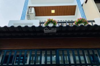 Cho thuê nhà nguyên căn mới 100% p8, Lê Văn Thọ, Gò Vấp