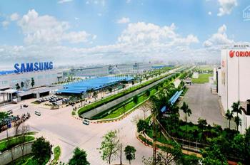 Đất nền phân lô khu công nghiệp Yên Phong Bắc Ninh