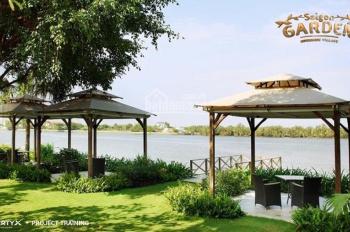 Saigon Garden Riverside, 168 căn biệt thự vườn bên sông Quận 9, giá chỉ 16tr/m2, LH: 0907810870