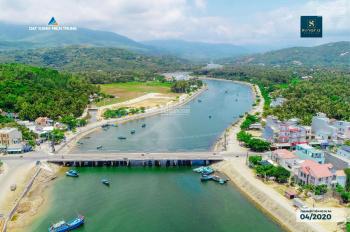Chính chủ bán lô Sông Cầu Riverside Phú Yên, view sông, ngang 5.5m, 1.680 tỷ, Bao sổ