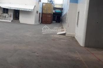 Kho xưởng cho thuê đường Nguyễn Ảnh Thủ, Quận 12, diện tích 2.500m2, giá thuê 150tr/th